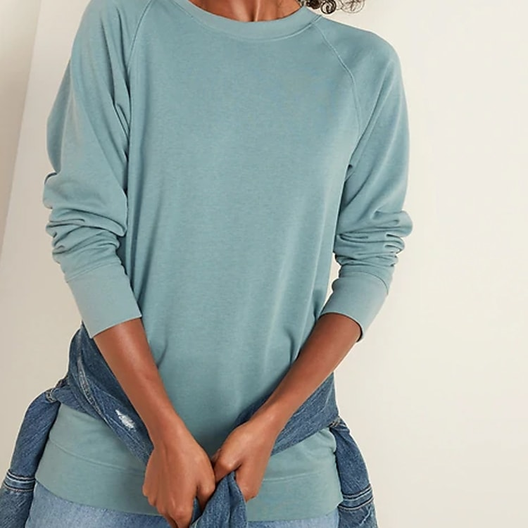 This tunic pullover is great for leggings, jeans and to layer with! #ABlissfulNest