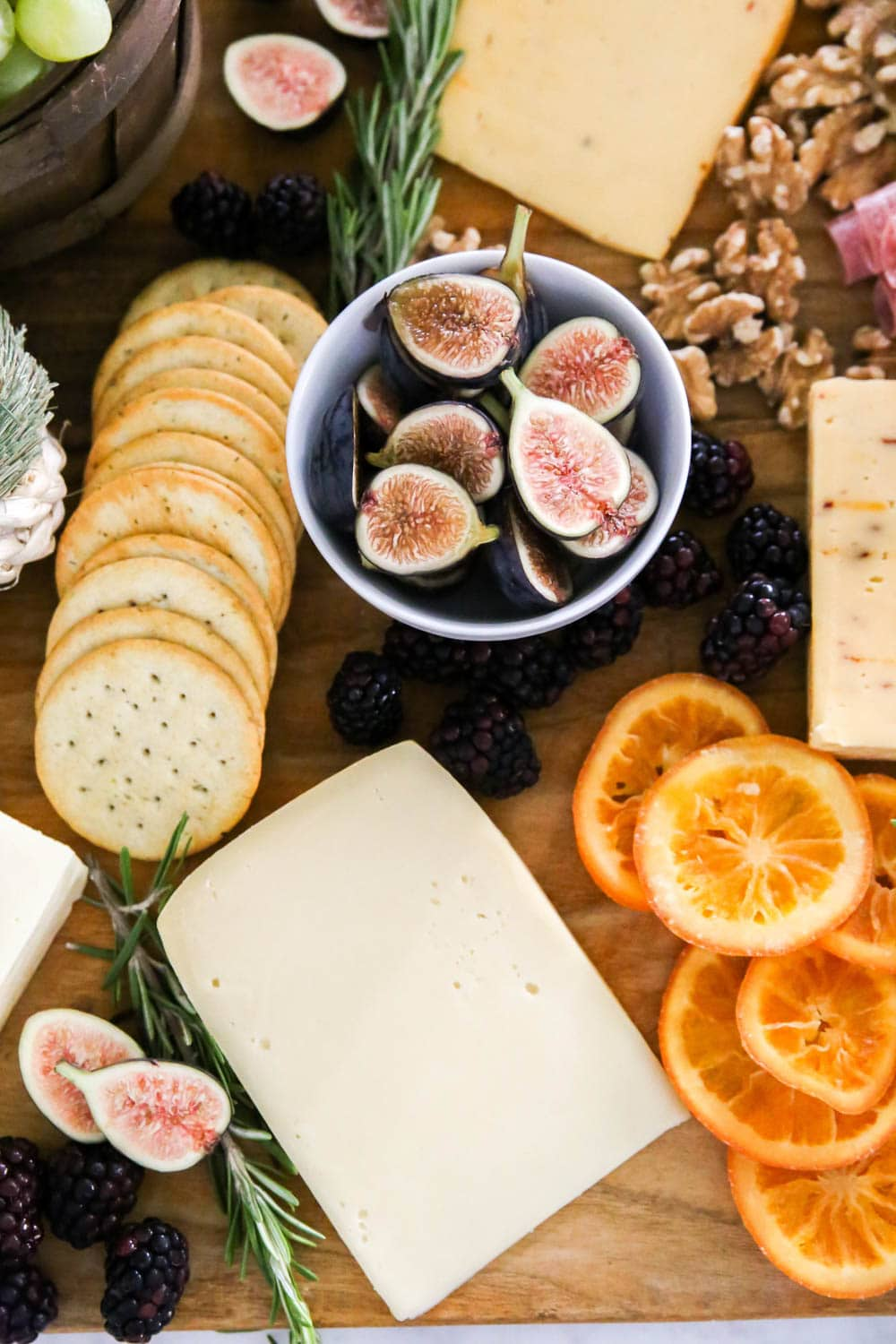 The best cheese for a cheese board is Grand Cru! #ABlissfulNest #cheeseboard #fall #ad #RothCheese