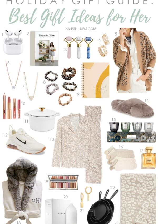 Holiday Gift Guide 2020: Gifts for Her