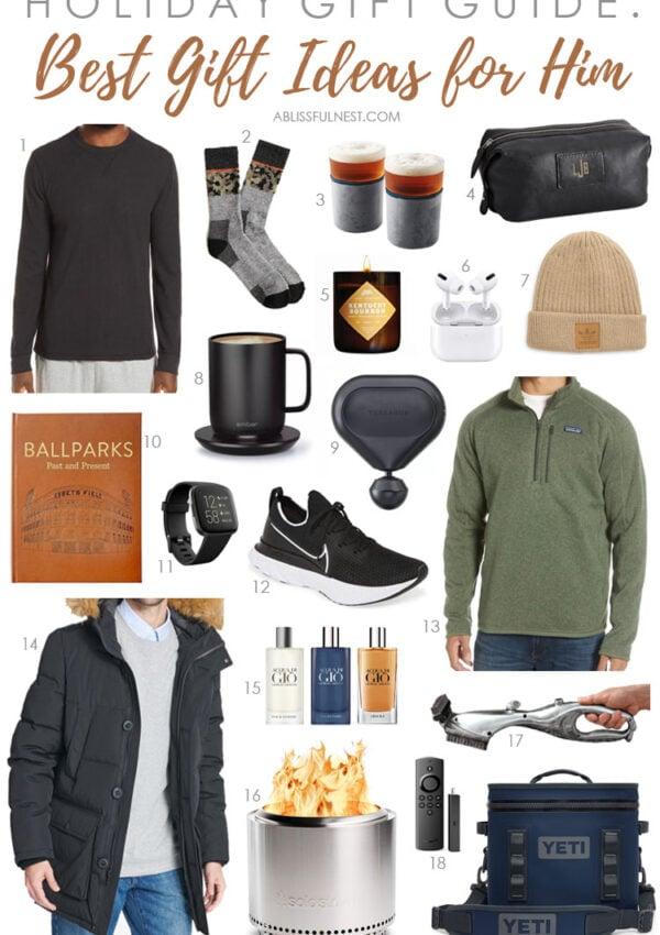 Holiday Gift Guide 2020: Gifts for Him