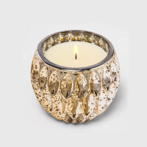 These mercury glass candles are so affordable and would look gorgeous scattered around your home and are great even to gift this season! #ABlissfulNest