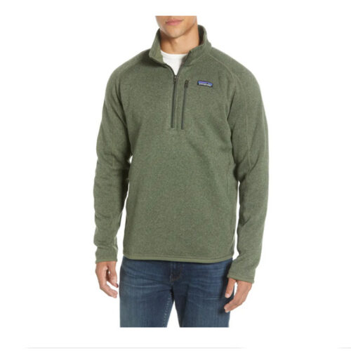 This Patagonia fleece pullover is a great gift idea! #ABlissfulNest