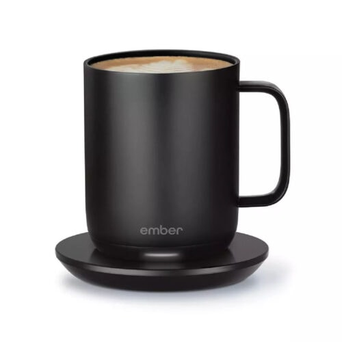 This temperature controlled mug is perfect for the coffee lover! #ABlissfulNest