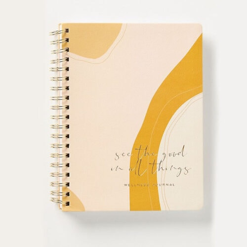 This wellness journal is a must for everyone! #ABlissfulNest