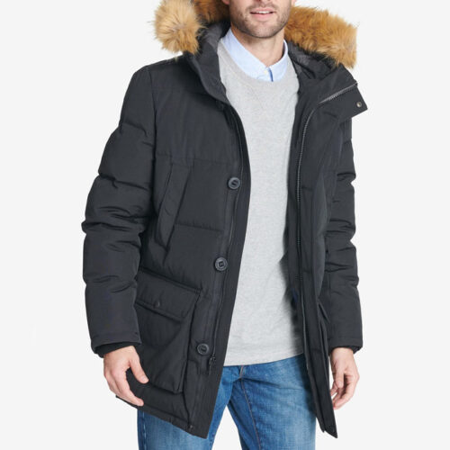 This puffer coat looks so warm and comes in tons of colors! #ABlissfulNest
