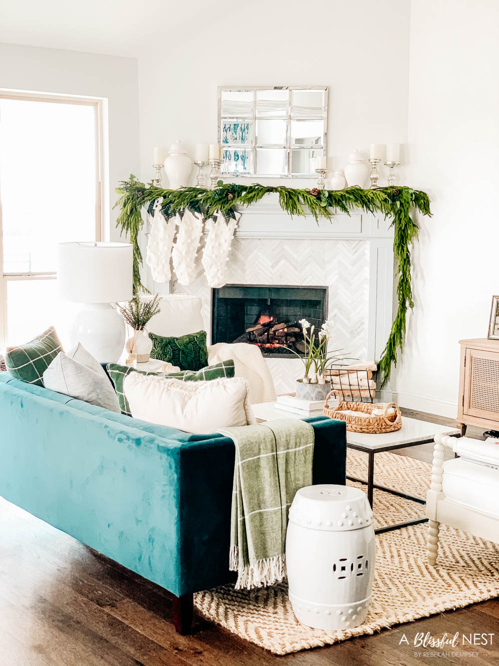 Cozy Christmas Home Tour 2020