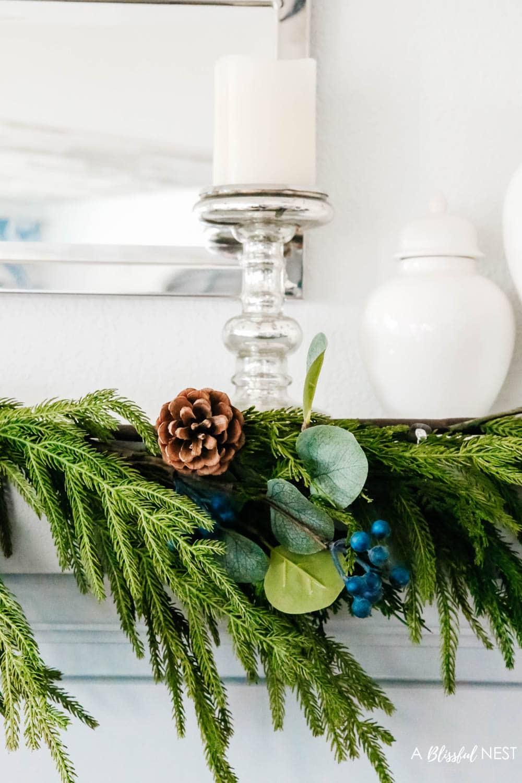 Cozy Christmas Home Tour 2020 A Blissful Nest