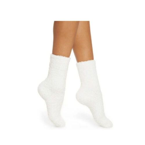 These butter socks are under $20 and they're so cute and cozy! #ABlissfulNest
