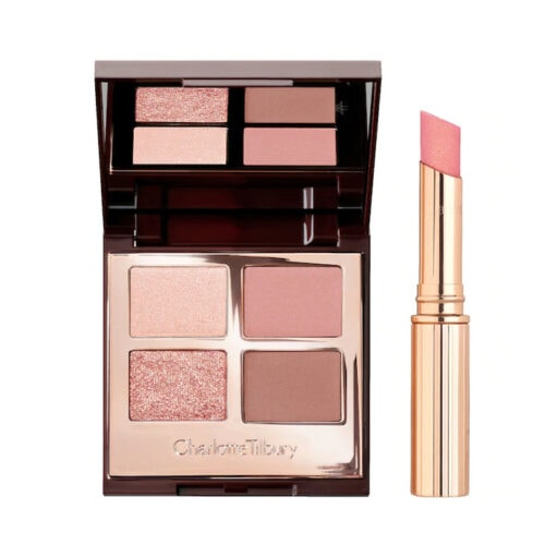 This beauty set is the perfect gift for the beauty lover on your list and it's under $100! #ABlissfulNest