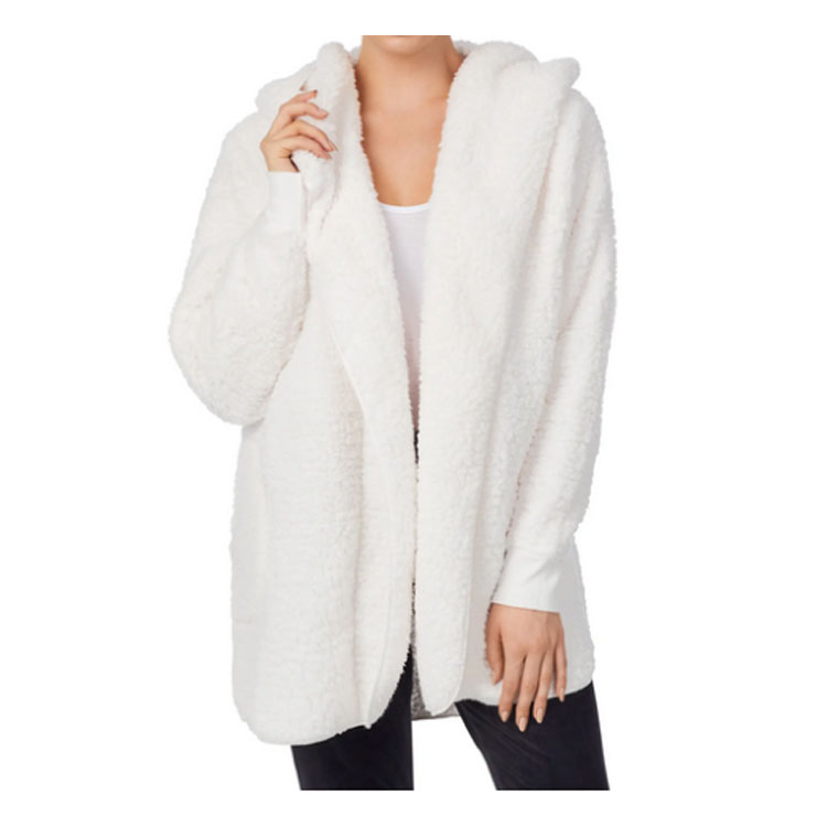 This cozy hooded cardigan jacket is oversized, comfy and WARM! Another great gift idea! #ABlissfulNest