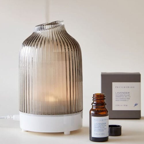 This essential oil diffuser is a great, under $50 gift idea! #ABlissfulNest