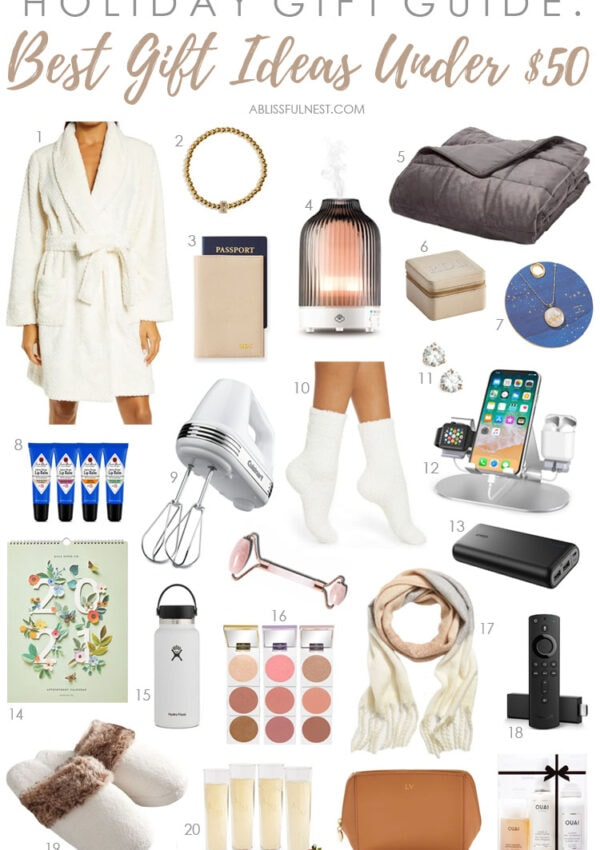 Holiday Gift Guide 2020: Gifts Under $50, $100, Splurge
