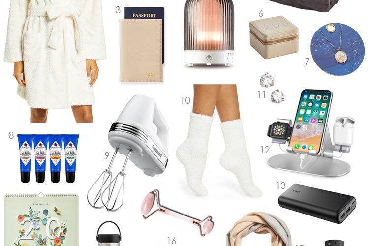 Christmas gift ideas under $50! #ABlissfulNest #christmas #giftideas