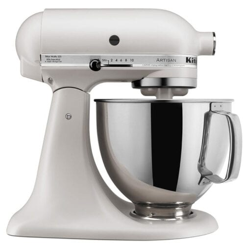 A KitchenAid Mixer is a perfect gift and something every kitchen needs! #ABlissfulNest
