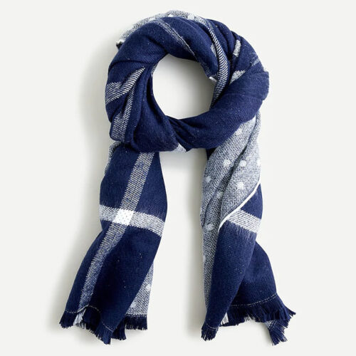 This scarf is such a fun under $100 gift idea! #ABlissfulNest