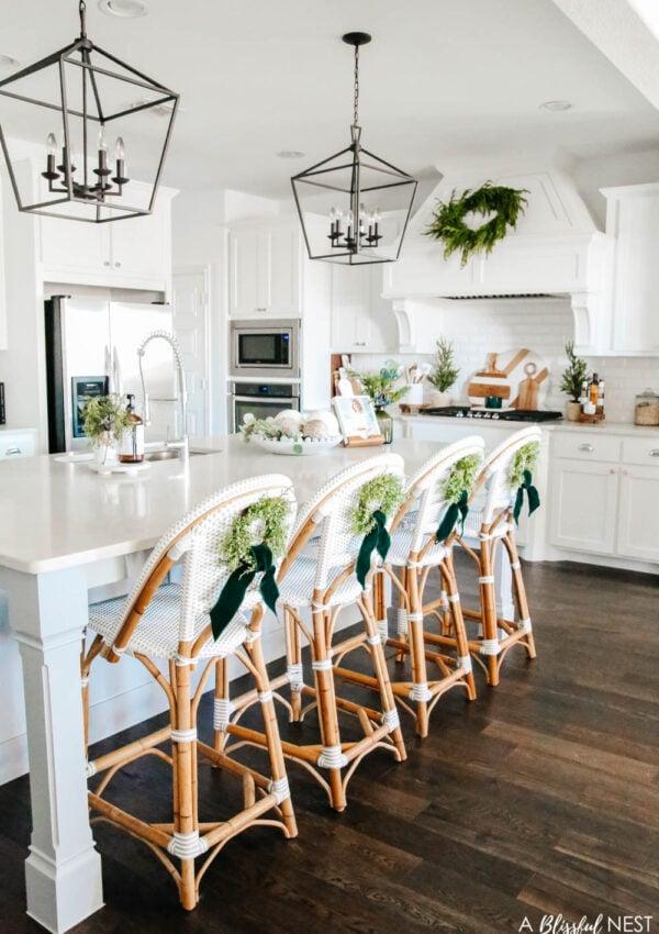 Christmas Kitchen Home Tour 2020