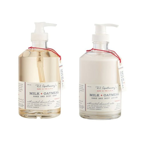 A must have soap and lotion set for your guest bathroom or kitchen! #ABlissfulNest