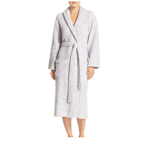 The coziest robe ever - a must have and great gift idea! #ABlissfulNest
