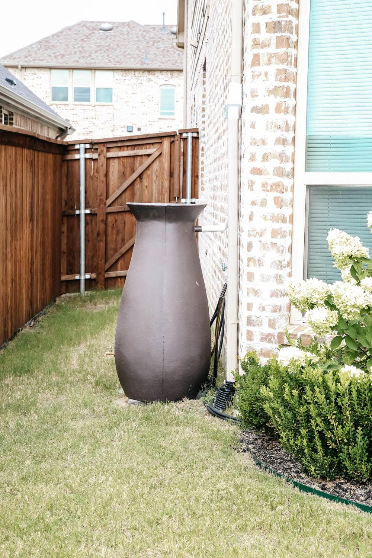 Ideas for side yard development. #ABlissfulNest #backyard