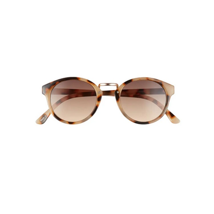 These round tort sunglasses look designer but they're under $20! #ABlissfulNest