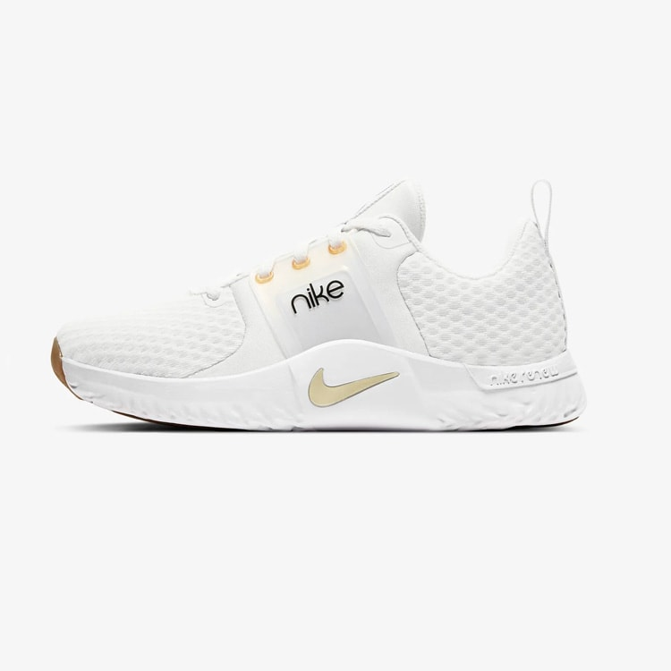 These white Nike sneakers are a perfect, everyday sneaker! #ABlissfulNest