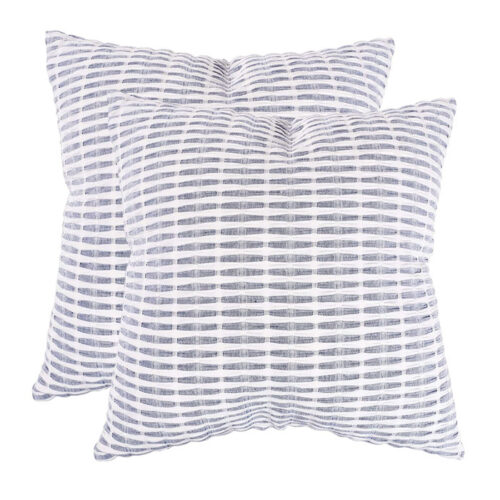 I love these throw pillow covers that are under $20! #ABlissfulNest