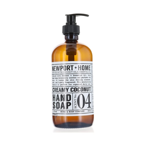 This hand soap is a must-have in your kitchen - it smells incredible! #ABlissfulNest