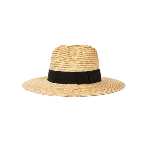 This straw hat is a must have for spring and summer and an awesome Mother's Day gift idea! #ABlissfulNest