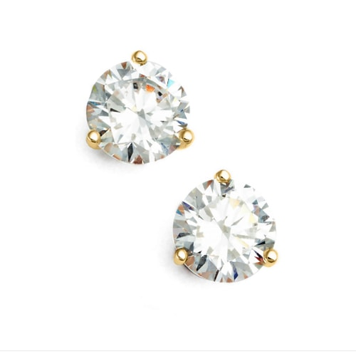 These stud earrings are the best gift idea for Mother's Day! #ABlissfulNest