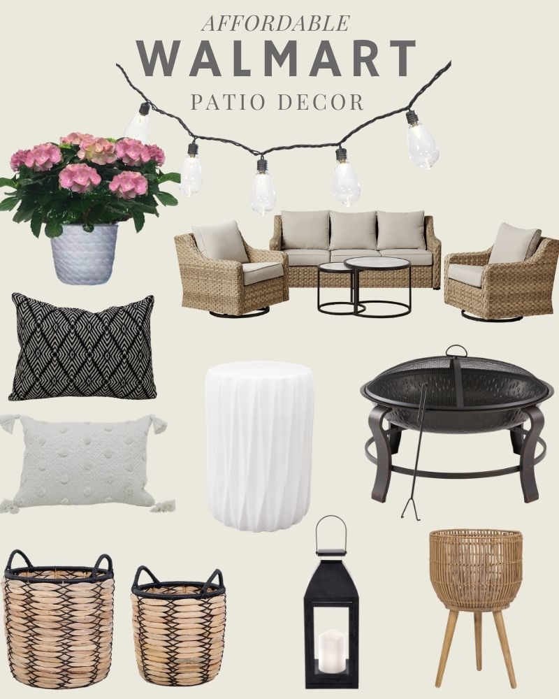 Walmart Spring Home Decor Finds