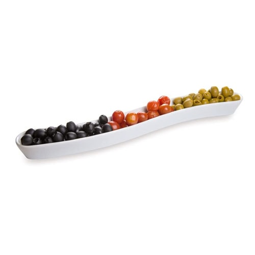 These olive trays are a must have addition to your charcuterie boards! #ABlissfulNest