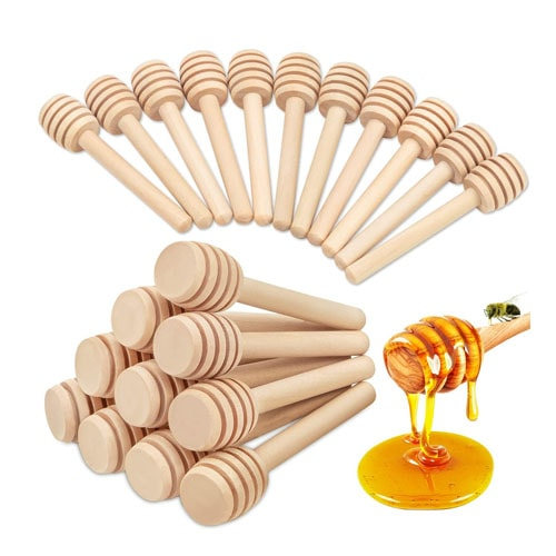 These honey dipper sticks are a must have for your next charcuterie board and are under $10! #ABlissfulNest
