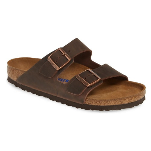 These Birkenstock sandals are a perfect Father's Day gift idea! #ABlissfulNest