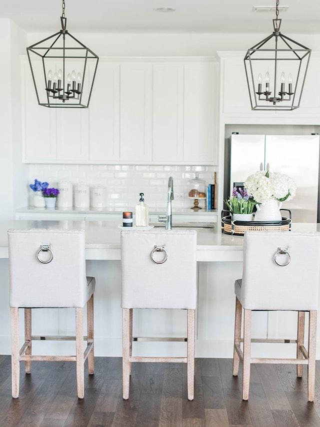 White Kitchen Design Elements