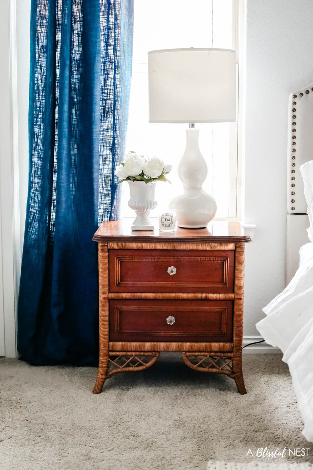 The Best Website to Access Estate Sales in Dallas and Beyond + Guest Bedroom Update