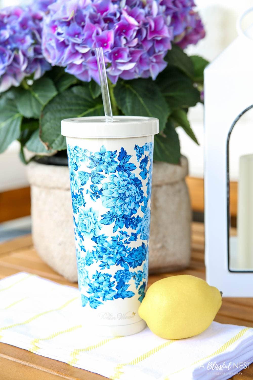 Citrus Infused Summer Home Decor Ideas