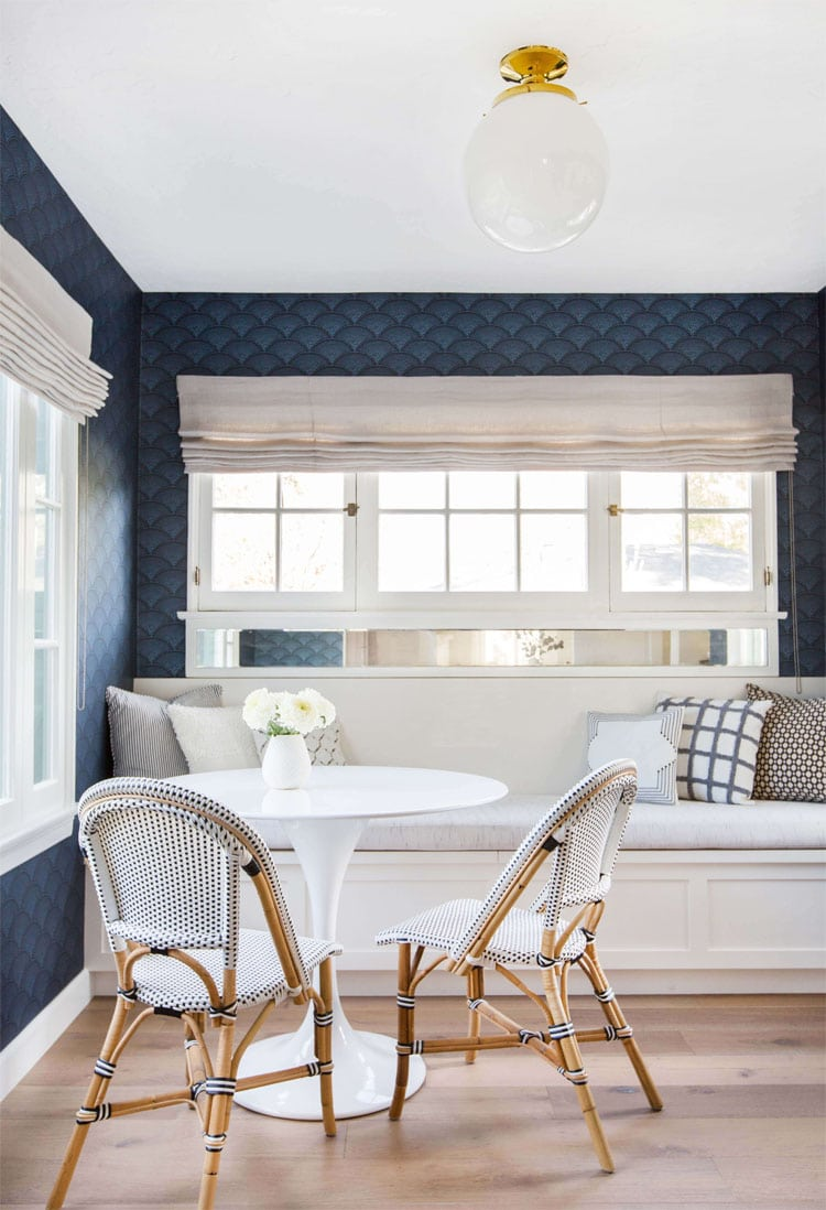 This gorgeous english cottage seating area designed by Ginny Macdonald is SO beautiful!!!