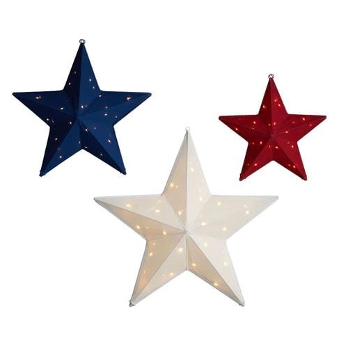 ¡Estas linternas de estrellas colgantes son una pieza de decoración imprescindible para agregar a su configuración al aire libre este verano!  #ABlissfulNest