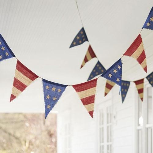 ¡Estos carteles de arpillera americana son imprescindibles para agregar al espacio de su patio este verano!  #ABlissfulNest