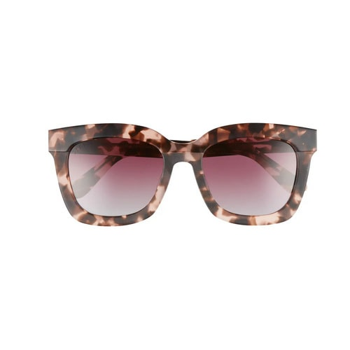 These tortoise sunglasses are under $100 and are a must have for summer! #ABlissfulNest