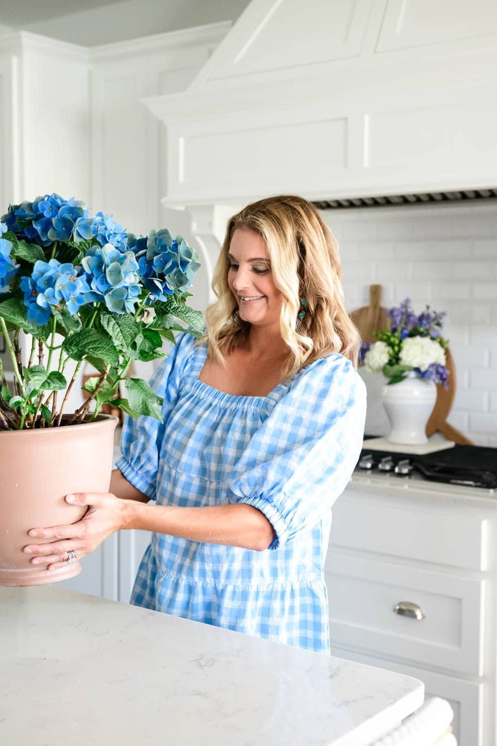Simple Summer Styling Tips For The Kitchen