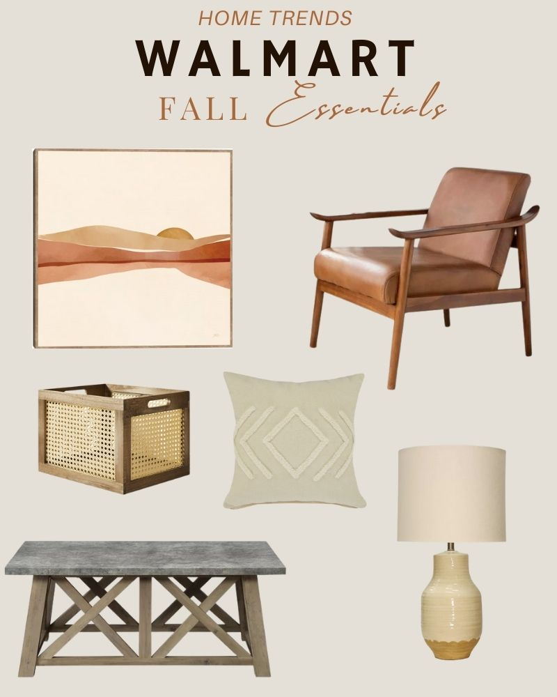 Cozy rich fall home decor that is stylish and affordable. #ABlissfulNest #livingroom #falldecor