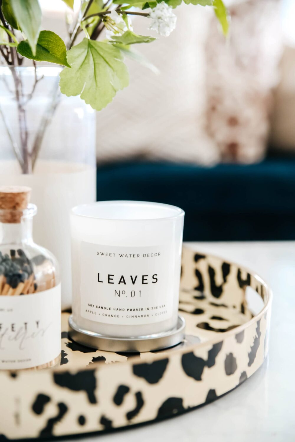 The most delicious smelling candles for the season! #ShopABlissfulNest #candle #fallcandle